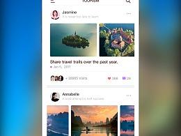 临摹-社交app