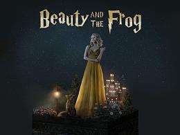 美女与青蛙 夜晚版