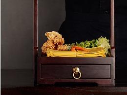 范妮高美食摄影-东阙融合菜