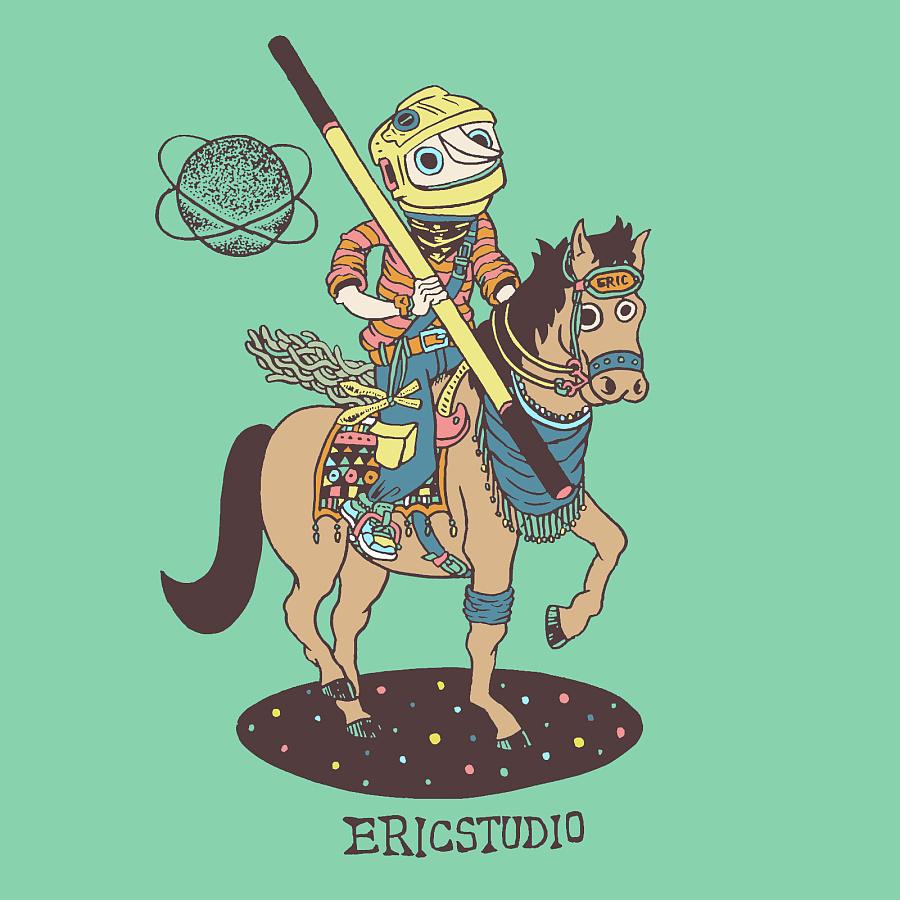 查看《匹诺曹系列插画-EricStudio》原图,原图尺寸:1601x1601