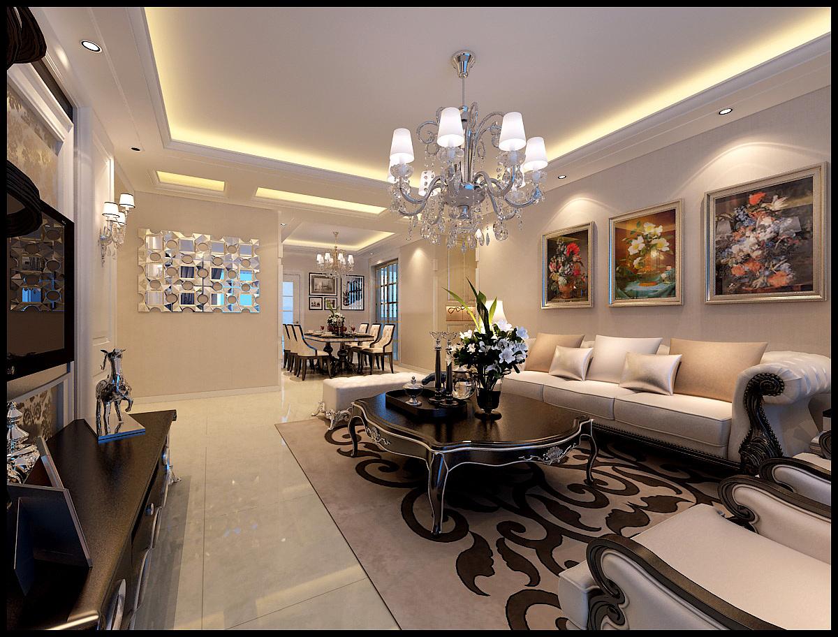 北欧天悦北京空间装修设计方案|风格|室内设计|zbjc淄博卉林园林v空间图片