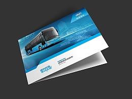 电动公交汽车画册