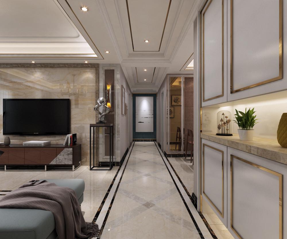 心灵的港湾——港式风格|空间|室内设计|缴丹阳图片