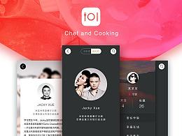 交互动效-美食课程APP-大师菜chef