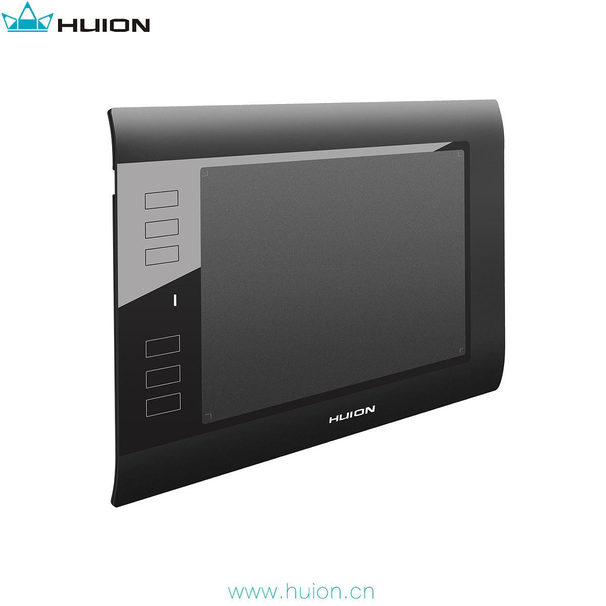 绘王h58l数位板照片|huion手绘板图片|画图板产品设计