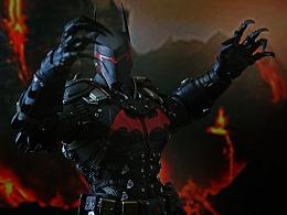 眉间白火的臆造自D之地狱蝙蝠装甲