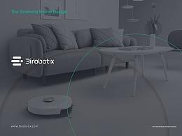 3irobotix(杉川机器人)品牌设计 brand design