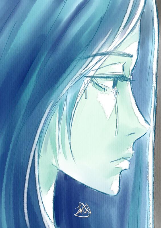 月光下的哭泣