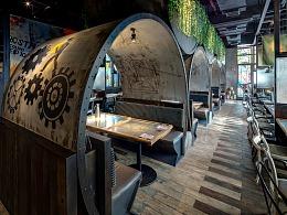 炭舍,林志玲和易建联都喜欢的打卡餐厅新店,2015年