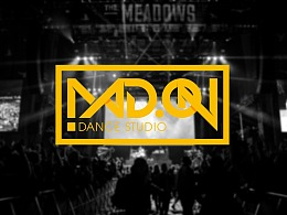 MAD ON DANCE STUDIO  |  品牌设计