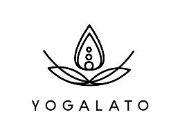 象外瑜伽   Yogalato   Logo Design