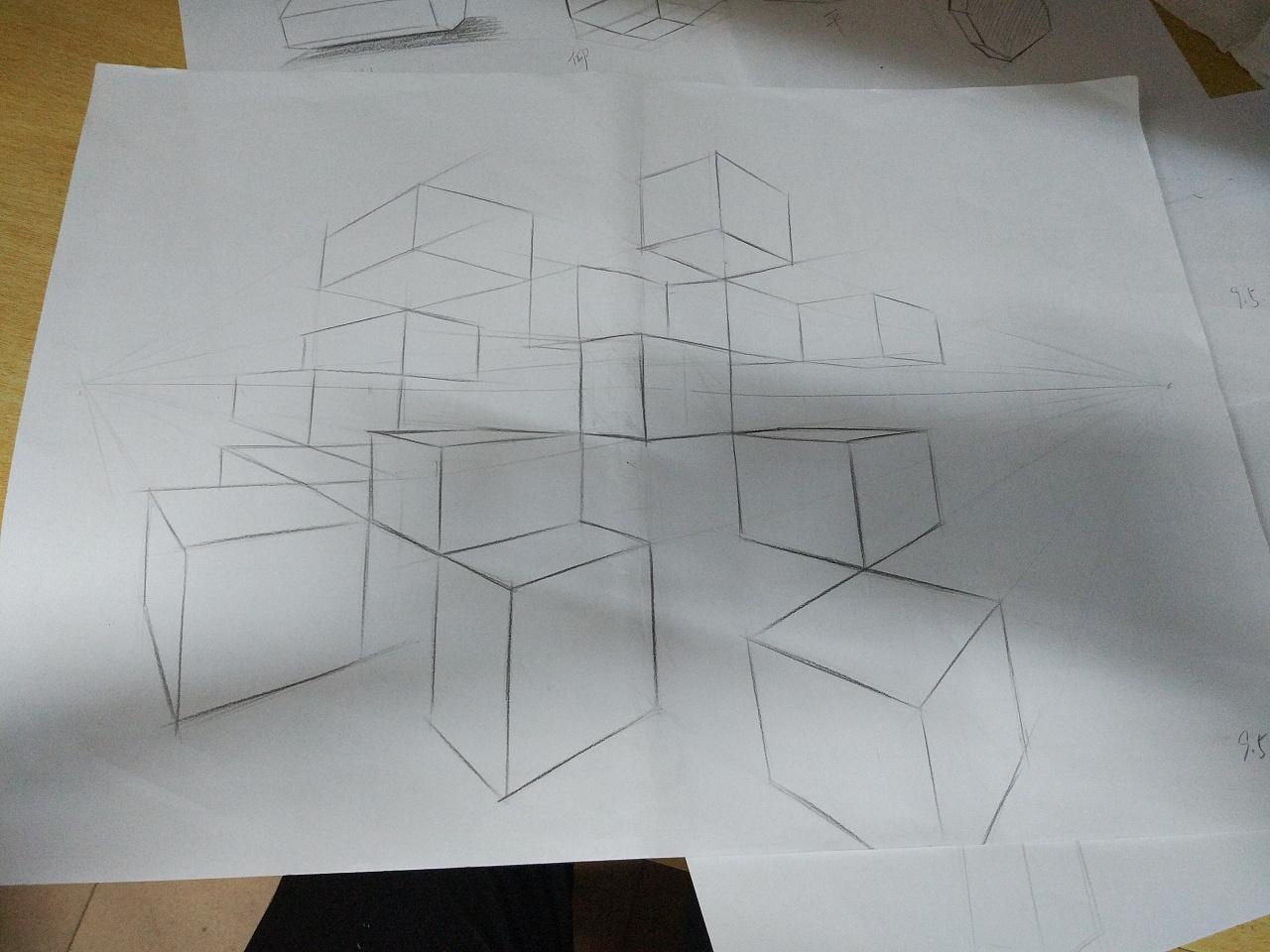 9.5产品手绘作业