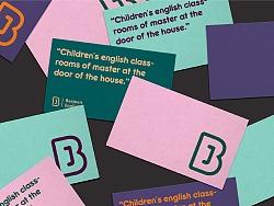 「儿童英语教育品牌」Beejeen · 百见英语品牌升级