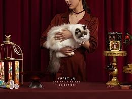 产品摄影-产品视频-宠物猫粮狗粮