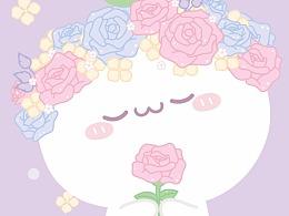 【表情×长草颜团子】玫瑰玫瑰最艳丽