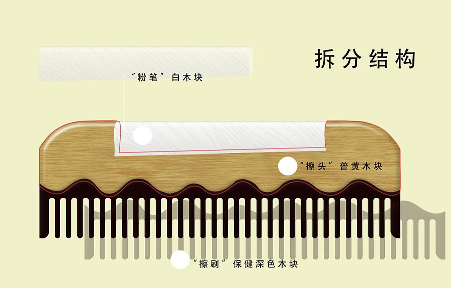 木梳 师生情