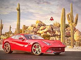 F12 Ferrari
