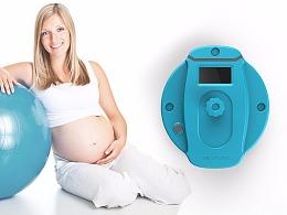 胎心仪、探测仪的外观设计