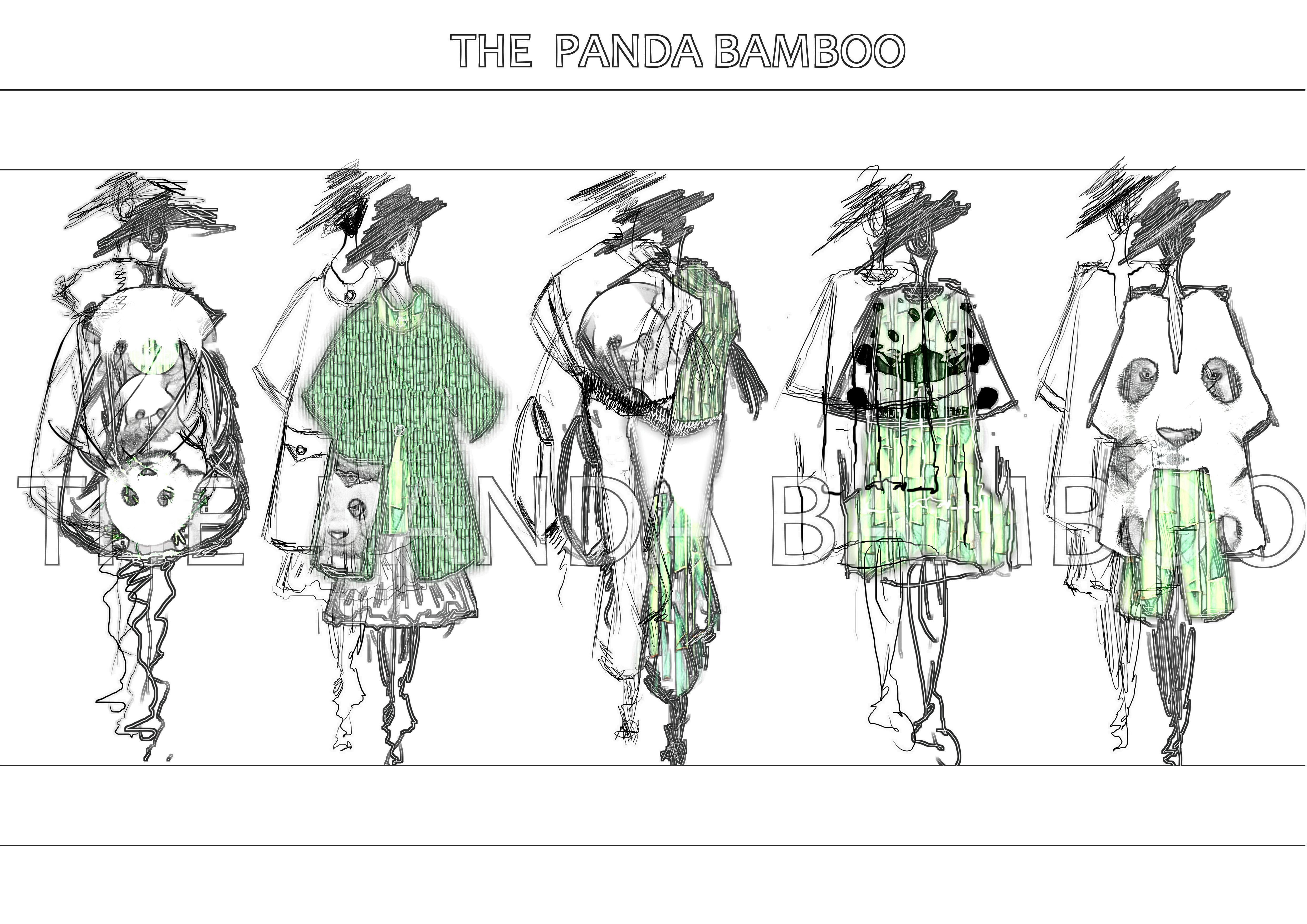 服装效果图设计整合 服装 休闲/流行服饰 官有渝广告