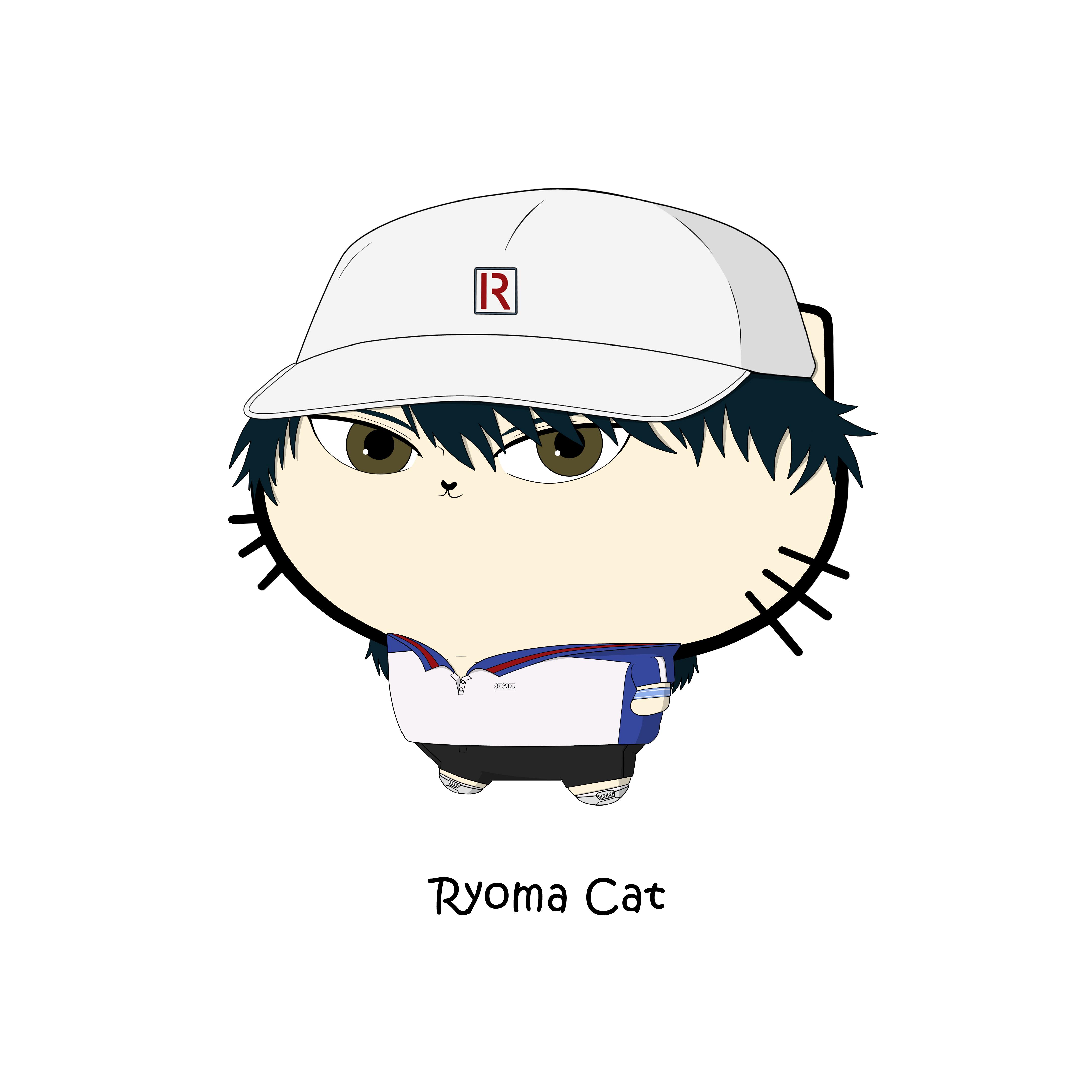 猫台系列#网球王子人物萌化计划第一期