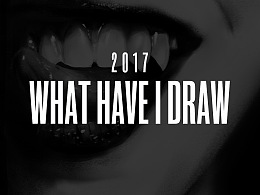 2017 WHAT HAVE I DRAW