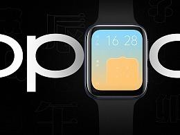 新时器 · OPPO Watch 表盘设计