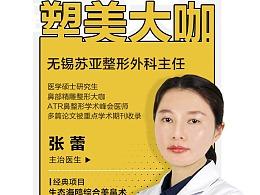 医疗美容整形海报
