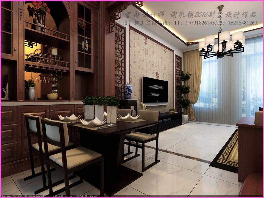 2016胶州青岛案例v案例别墅|室内设计|空间/包装设计优秀图片