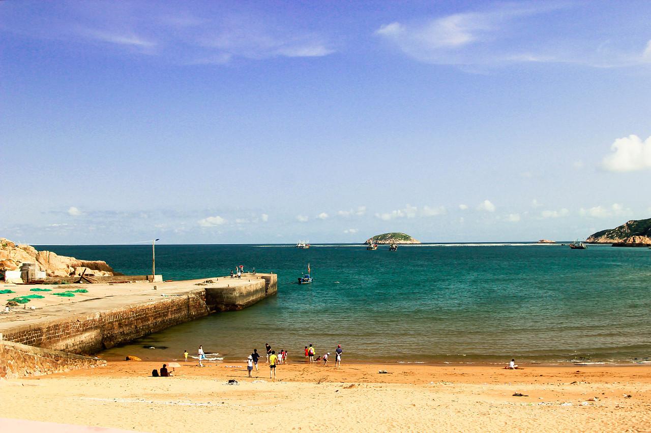 《后放置》中国最东海岛之嵊泗列岛,枸杞岛,嵊山岛有期游戏无限类通关图片