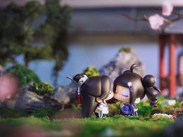 网易游戏一梦江湖盲盒《啵啵江湖》定格动画