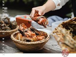 聞曲 · 食蟹