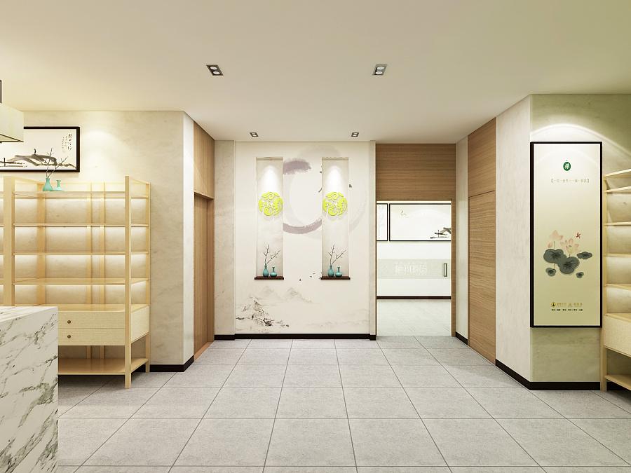 新中式清水图纸|室内设计|禅意/建筑|铭与空间1411v清水风格房屋图片