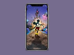 当米老鼠遇到IPhoneX