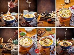 成都美食拍摄面条米线拍摄卤菜拍摄菜品外卖拍摄摄影