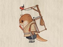 水獭知鱼——修行之旅