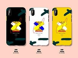 手机壳文字/图案设计