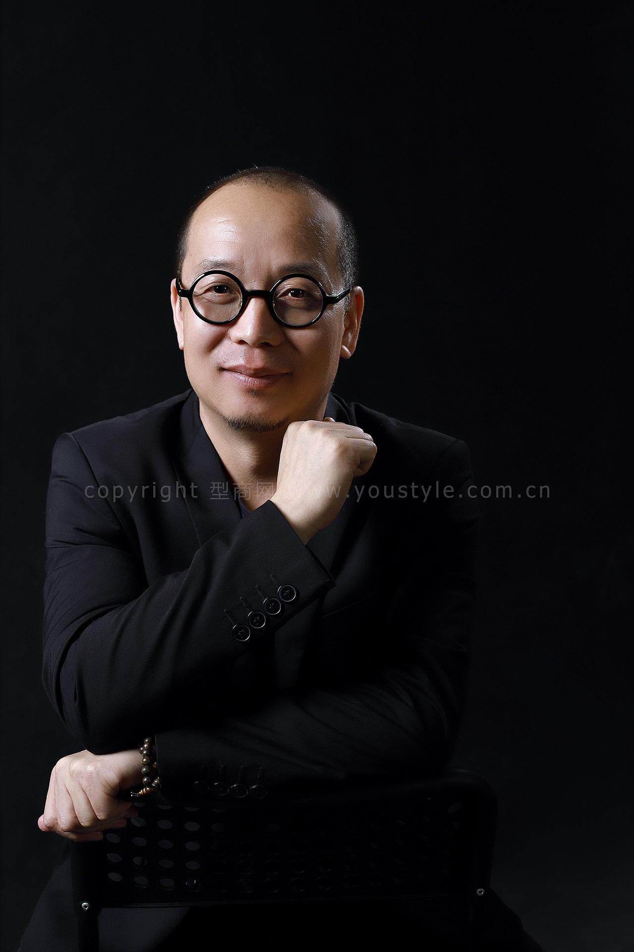 深圳环境设计师的形象照图片