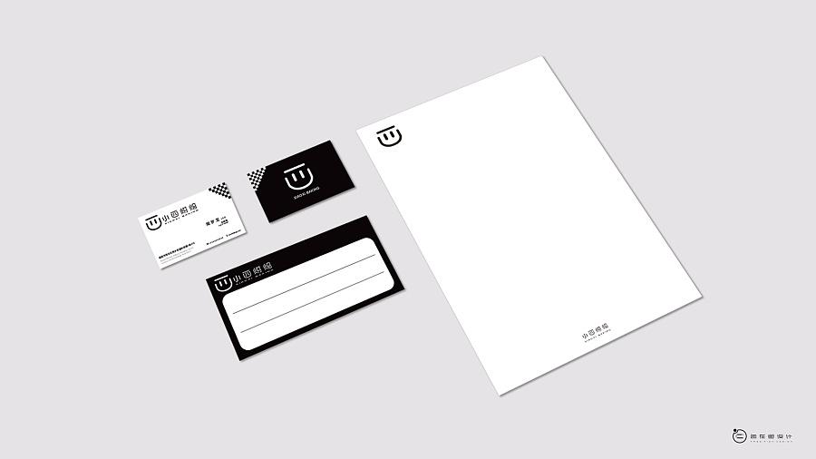 小西烘焙品牌设计|VI/CI|顾问|平面鱼v顾问自在-大卫建筑设计有限公司图片