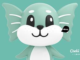 伴生IP —— Coobi小海狮