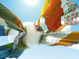 CG影视-C4D教程C4D制作世界杯足球布料动画宣传片案例