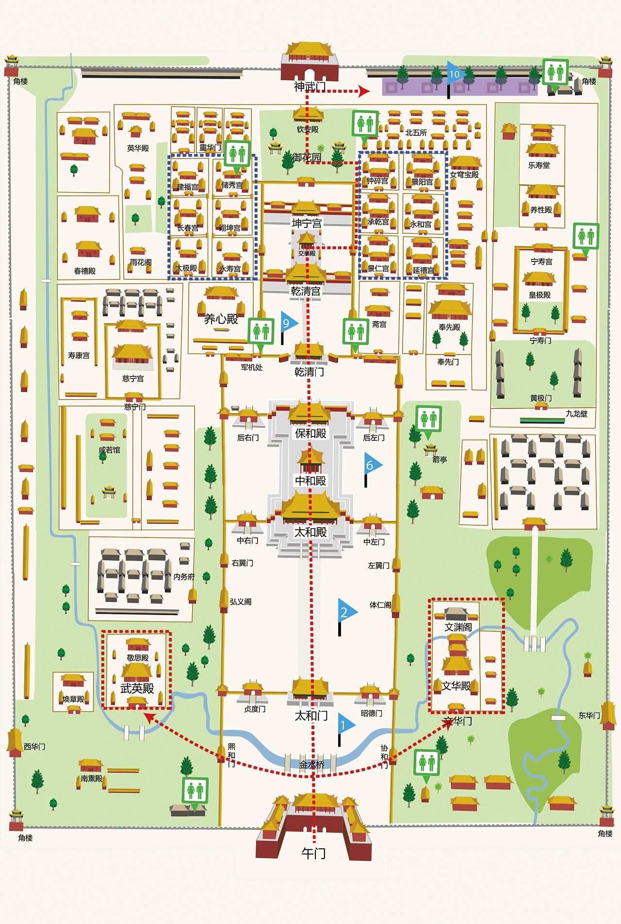 平面绘制|房间|其他空间|denadila-原创作品-站地图小的平面家具设计图片