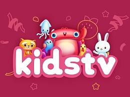 kidstv-The Best APP For Kids(内附插画心得分享)