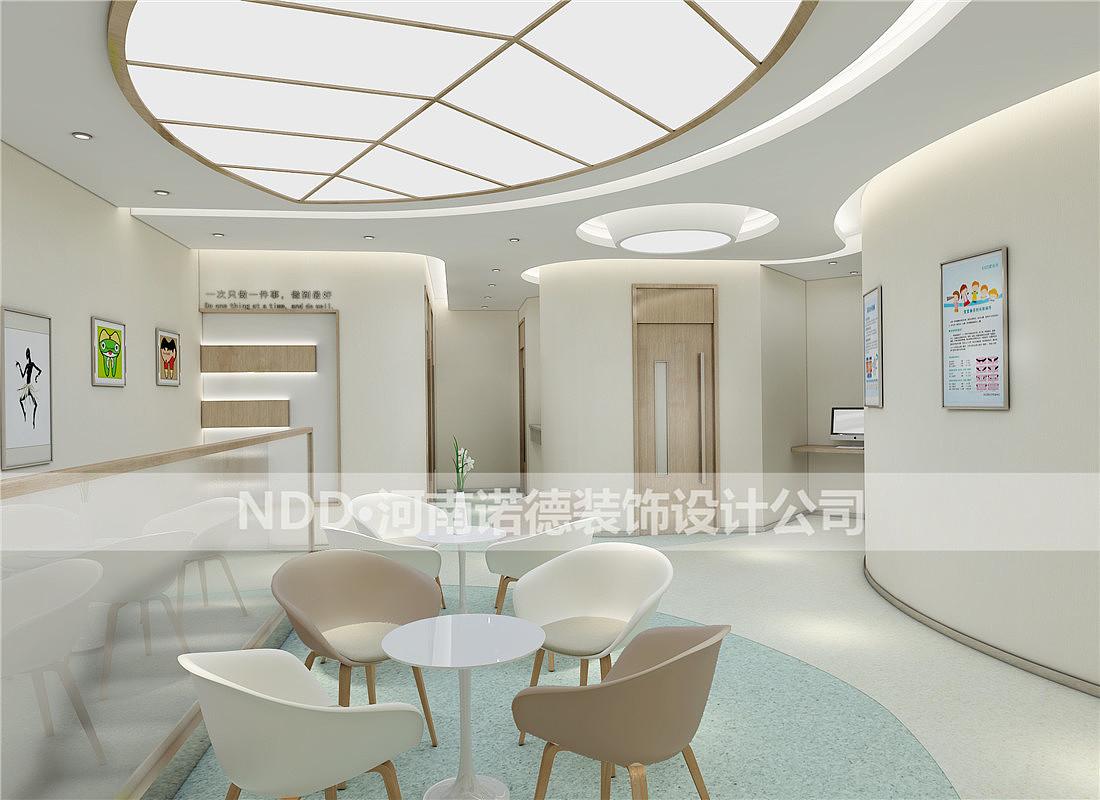荥阳春雨口腔诊所设计-郑州鱼池的口腔诊所设计最好假山阳台设计图片