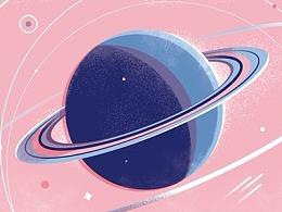 孤独星球纸胶带