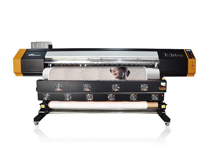 黑迈e-jet v25高精度热升华写真机,国内最好打印写真机