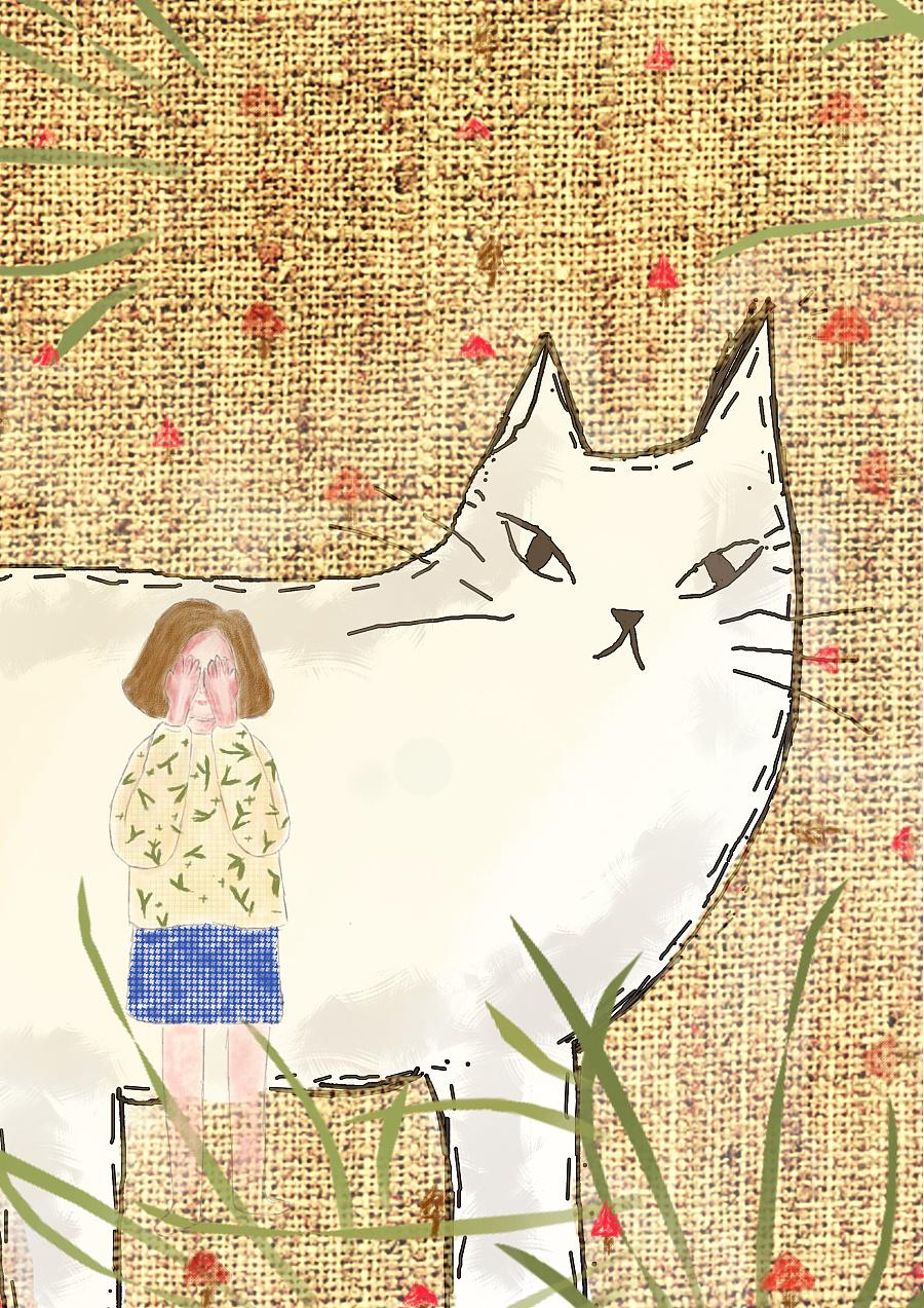 软视界 儿童插画 绘本 手绘创意 色彩 童真世界