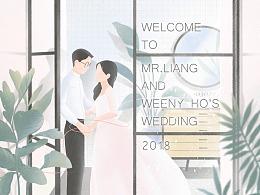 Wedding Gift Ⅰ. To Weeny