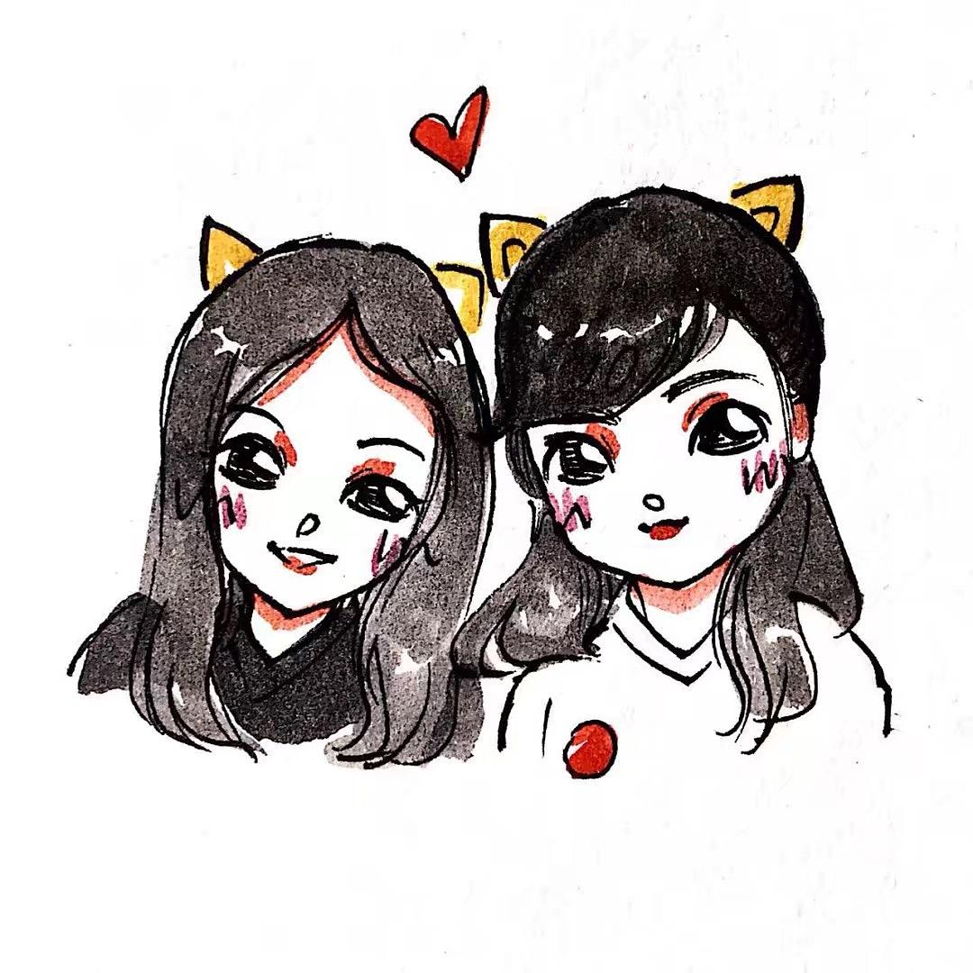 纸漫 动漫 肖像漫画 熊漫画手绘馆YJ-原创作品等v动漫孩子图片