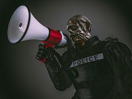 Riot Cops | 丧尸防暴警察