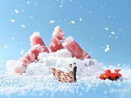创意小人国食材摄影(第二季)